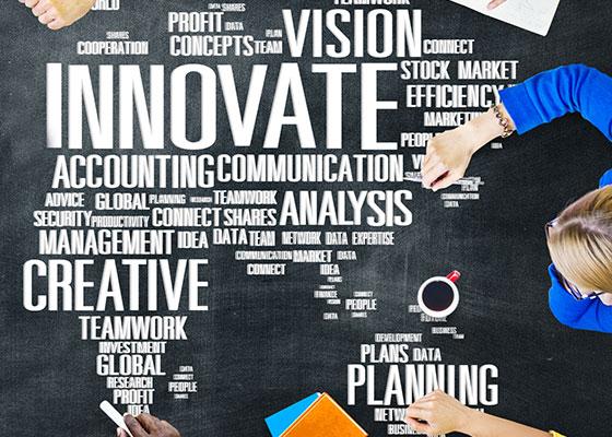 Blogging Innovation