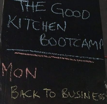 The Good Kitchen Accelerator